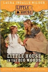 Banned Books Week Book Review and Giveaway: Little House in the Big Woods