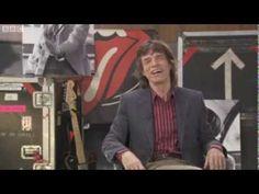 Chris Evans interviews Rolling Stones (Part2)