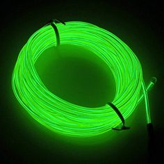 Event & Party Festive & Party Supplies The Best 1meter Portable Neon Light El Wire With Battery Glowing Strobing Electroluminescent Diy Costumes Parties Holiday Decoration