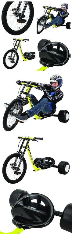 Other Scooters 11329: Razor Dxt Drift Trike High Quality Bmx Style 3-Wheel Tricycle -> BUY IT NOW ONLY: $156.67 on eBay!