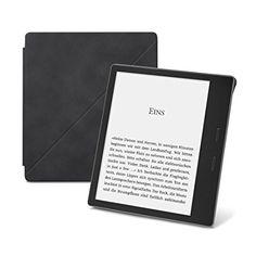 Amazon Kindle Oasis Premium Leather Standing Cover – 2017 release: Amazon.de: Kindle Store Kindle Oasis, Amazon Kindle, Cover, Leather, Electronics, Store, Fit, Scale Model, Black