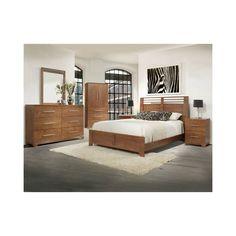 Series 1100 Bed