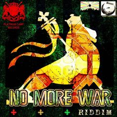 No More War Riddim is a brand new reggae juggling from Platinum Camp records which features Richie Spice, Bascom X, Spanner Banner, Snatcha Lion, Frass Judgment, Black Sheperd and many more.