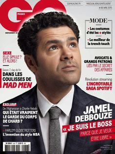 Jamel Debbouze para GQ Francia