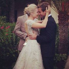 Leah Pipes and A.J. Trauth's Wedding (06.12.14) Even Stevens and The Originals)