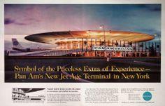Pan Am - Worldport @ JFK