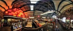Best Bookstores In The World 2014