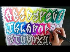 Graffiti Text, Graffiti Doodles, Graffiti Tattoo, Best Graffiti, Graffiti Wall Art, Graffiti Drawing, Street Art Graffiti, Graffiti Artists, Graffiti Alphabet Styles