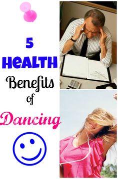 5 Health Benefits of Dancing