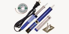 Elenco Electronics ST-12 Soldering Tool Kit, Best Buy Product - Don't Miss it. 562 Customer Reviews. Top Sales Rank in Home Improvement Products. Always Best by for all times. Product Description & Price visit : http://dotkinghere.blogspot.in/2014/09/elenco-electronics-st-12-soldering-tool.html