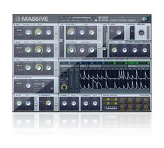Massive By Native Instruments. You can make some crazy sounds with this in your arsenal!