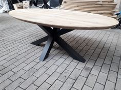 Mesa Oval, Creative Decor, Dining Room Design, Outdoor Furniture, Outdoor Decor, Home Renovation, Interior Inspiration, New Homes, Dining Table
