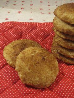 Foodie Gone Paleo: Cookie #4: Snickerdoodles
