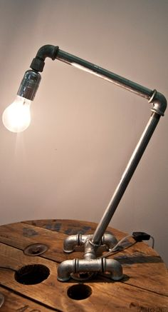 Roshe Pipe Lamp | Batlló Concept