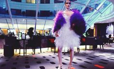 SIMON ALBO  FASHION SHOW S/S 2015 HILTON.PARIS.       #simonalbo #ss15 #fashion #hats #couture #fashiondesigner #mode #lookbook #dress #eveningdress #model #simon #albo #collection #feather #highfashion #style #shooting #highart #newfashion #beauty #fashionwebsite #modeaparis