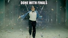 Done with finals ... #CollegeLifeMemesM