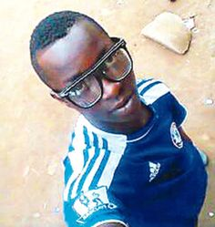 'Police should confess if they've killed my son'-Father of detained teenager