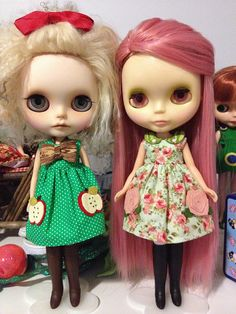 Pretty Girls in Pretty Dresses by sea95lion is failing to keep up!, via Flickr