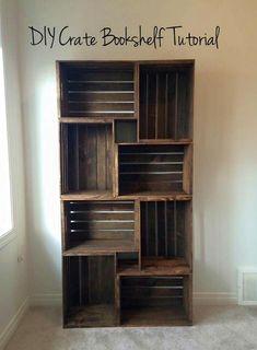 Bookshelf …