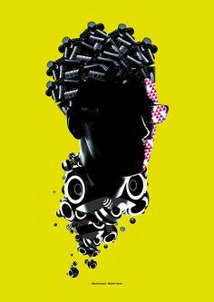 BlackColors Series - dirtstudio