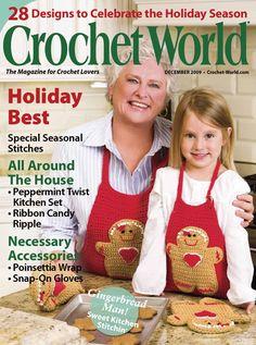 Crochet world 2009 12