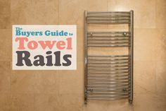 If you're looking to buy a new heated towel rail for your bathroom then this buyers guide will help.