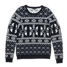 #December Classic #Oslo #sweater #jacquard #cavadesoi #knitwear