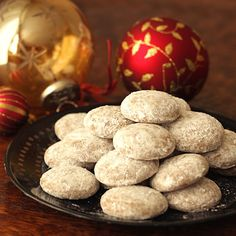 """This German version of the traditional northern European """"pepper nut"""" cookies are a family favorite at Christmastime."""