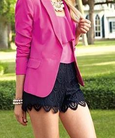 Lilly Pulitzer Fall '13- Hutton Short