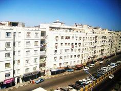City of Mu'ala in Aden, Yemen