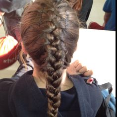 ?katness braid ? cute should try it one day