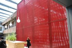 Metal cladding / textured / mesh 2 Kaynemaile Limited