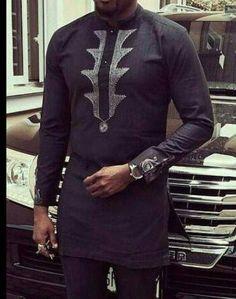Men african wear men african attire african men fashion wedding а African Attire, African Wear, African Dress, African Style, African Fabric, Dashiki Shirt, Dashiki For Men, African Dashiki, Nigerian Men Fashion