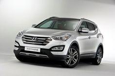 Hyundai Santa Fe (2013)