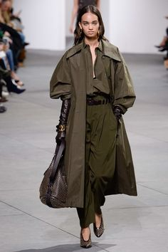 Michael Kors, New York Fashion Week, Herbst/Winter-Mode Fashion Moda, Fashion Week, Fashion 2017, Look Fashion, Unique Fashion, Urban Fashion, Fashion Show, Autumn Fashion, Runway Fashion