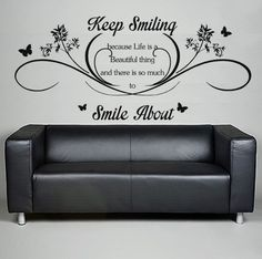 Hey, I found this really awesome Etsy listing at http://www.etsy.com/listing/130533838/marilyn-monroe-keep-smiling-quote-vinyl