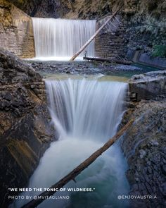 Austria, Waterfall, Photo And Video, Videos, Outdoor, Instagram, Outdoors, Waterfalls, Outdoor Games
