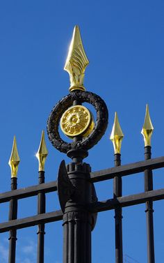 The fence of Mikhailovsky Palace | by Peer.Gynt