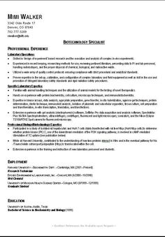 Job Resume Template Download For College Student Examples
