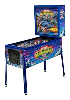 mybeerbuzz.com - Bringing Good Beers & Good People Together...: Pabst Brewing Company Announces Retro Pinball Mach...