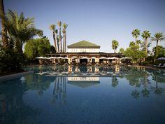 La Mamounia à http://www.vogue.fr/voyages/hot-spots/diaporama/les-meilleurs-hotels-a-marrakech-maroc-riad/30766#la-mamounia-a-marrakech