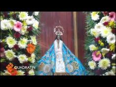 Festeja colonia eucalipto a la virgen de Juquila