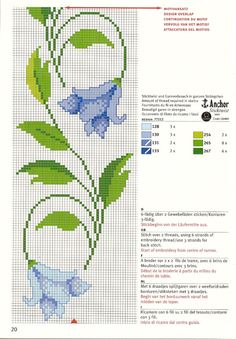 ru Lots of charts Cross Stitch Borders, Cross Stitch Flowers, Cross Stitch Charts, Cross Stitch Designs, Cross Stitching, Cross Stitch Patterns, Learn Embroidery, Beaded Embroidery, Cross Stitch Embroidery