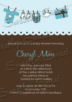 Free Baby Stationery Templates Free Baby Shower Invitation - Work baby shower invite template