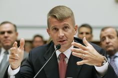 Blackwater's Erik Prince On How He Got Into The White House | HuffPost
