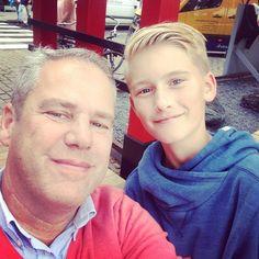 "@gh.bosman's photo: ""@tijs1080 en @gh.bosman bij #wereldhavendagen #wereldmuseum"""