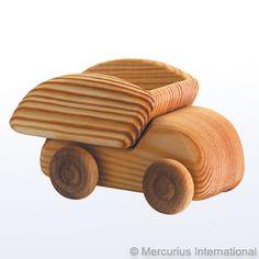 Small wooden Dump Truck-Small wooden Dump Truck