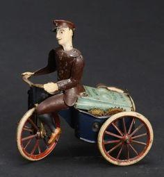 Antique Lehmann Tin Toy.