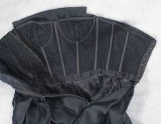 inner corselette dior