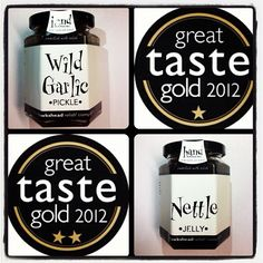 Our 2012 Great Taste Award Winners #greattasteawards
